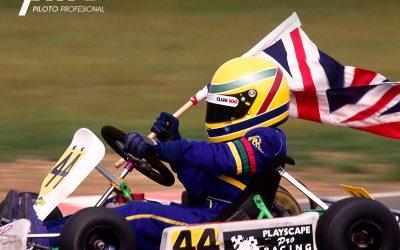 Kosmic Kart – in Suecia para la tercera ronda del Europeo OK y OKJ