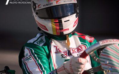 Piloto chileno Nicolás Pino: El único camino para llegar a la Fórmula 1 es correr en Europa