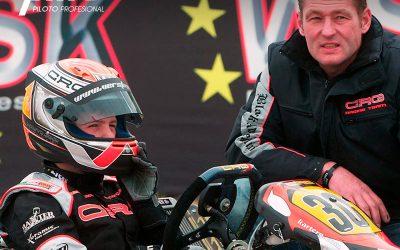 El gran salto de Nicolás Pino: Se incorporó a Kosmic Racing Team, equipo de la Academia de Pilotos de Ferrari