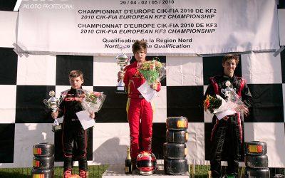 Nico Pino ingresa a la escudería Kosmic Racing Team