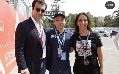"""Alberto Longo, CEO Formula-e. """"Tienes que correr en F-e"""""""