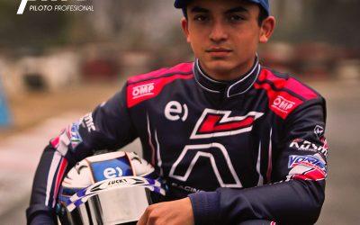 Nico Pino inicia carrera en la Fórmula 4