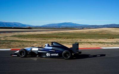 Nico Pino correrá junto al equipo Campeón de la FIA F4 Británica. 24 Horas Deportes