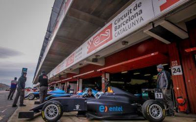 Nico test oficial FIA F4 en España. Nota en CDO (desde minuto 8:09)