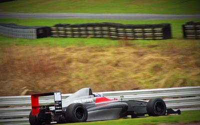 Nico se prepara para su debut en FIA F4 British